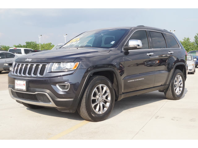 Pre-Owned 2016 Jeep Grand Cherokee 4D SUV RWD