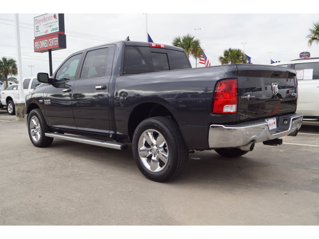 Certified Pre-Owned 2016 RAM 1500 Crew Cab 4WD