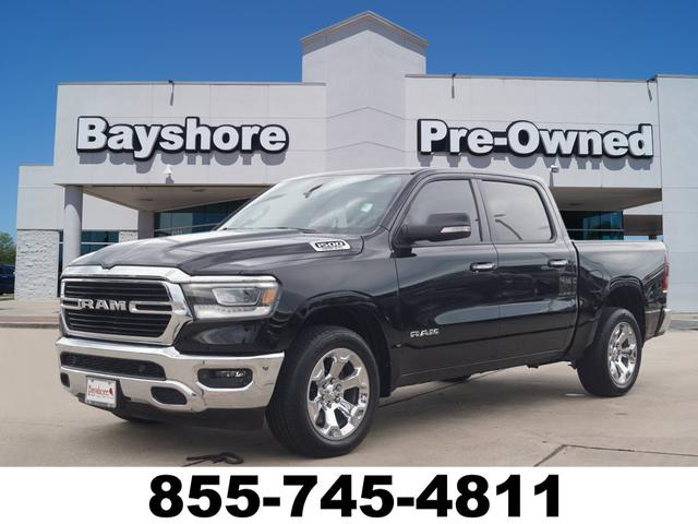 DEMO 2019 RAM 1500 BIG HORN/LONE STAR RWD 4X2 BIG HORN 4DR CREW CAB 5 6 FT   SB PICKUP
