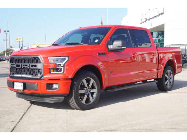 Pre-Owned 2015 Ford F-150 Supercrew
