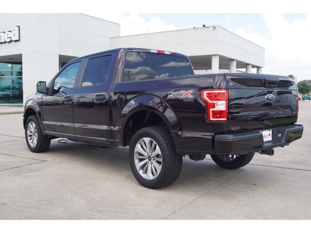Pre-Owned 2018 Ford F-150 Supercrew 4WD 145