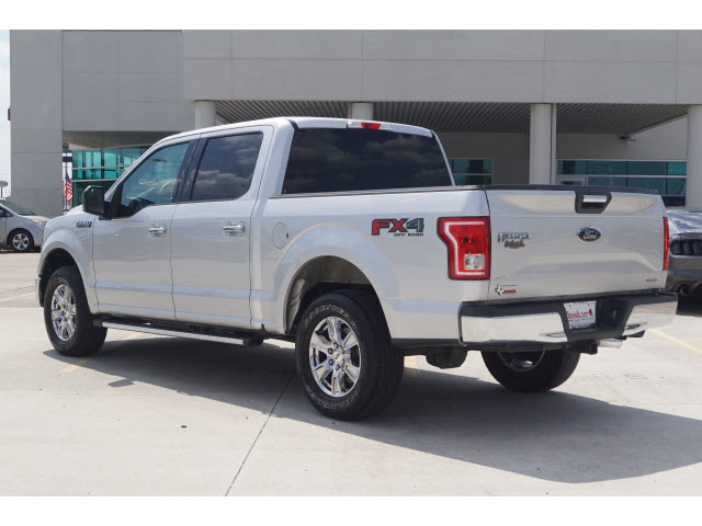 Pre-Owned 2016 Ford F-150 Supercrew 4WD