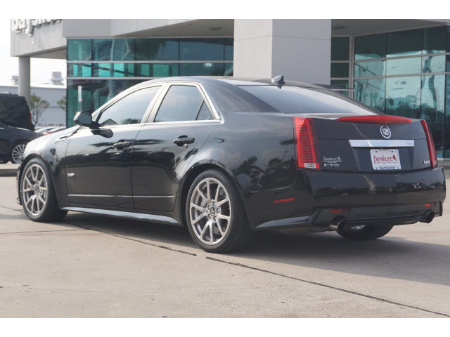 Pre-Owned 2012 Cadillac CTS-V 4D Sedan