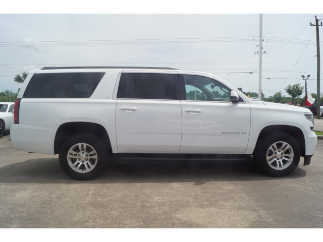Pre-Owned 2018 Chevrolet Suburban 4D SUV RWD