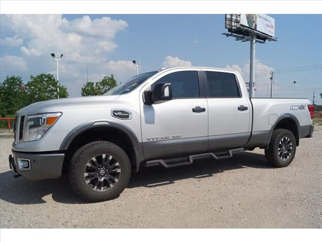 Pre-Owned 2018 Nissan Titan XD Crew Cab 4WD