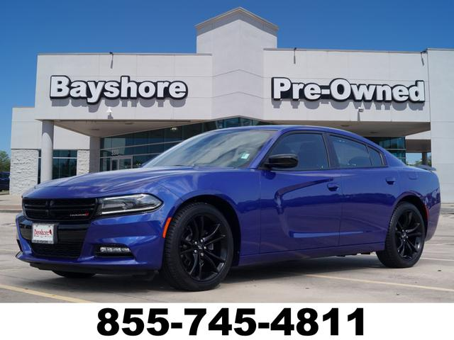 2018 Dodge Charger >> Demo 2018 Dodge Charger Sxt Plus Rear Wheel Sxt Plus 4dr Sedan W Cloth