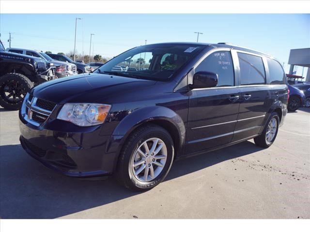 Pre-Owned 2016 Dodge Grand Caravan Wagon