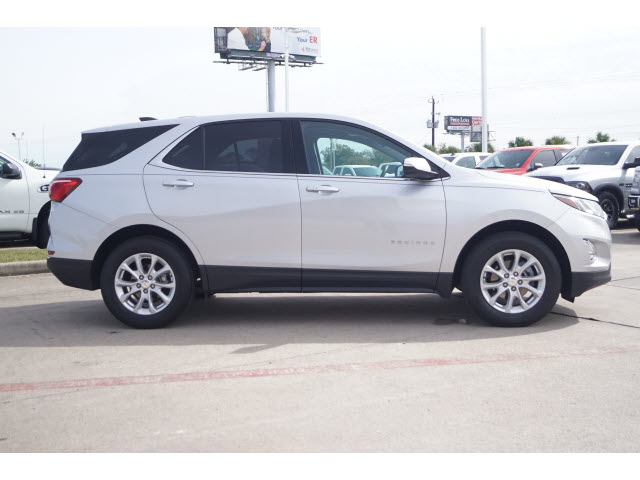 Pre-Owned 2018 Chevrolet Equinox 4D SUV FWD 1.5T