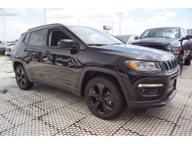 New 2018 JEEP Compass Altitude