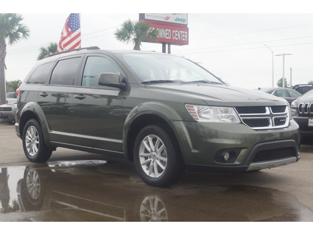 Certified Pre-Owned 2017 Dodge Journey 4D SUV FWD