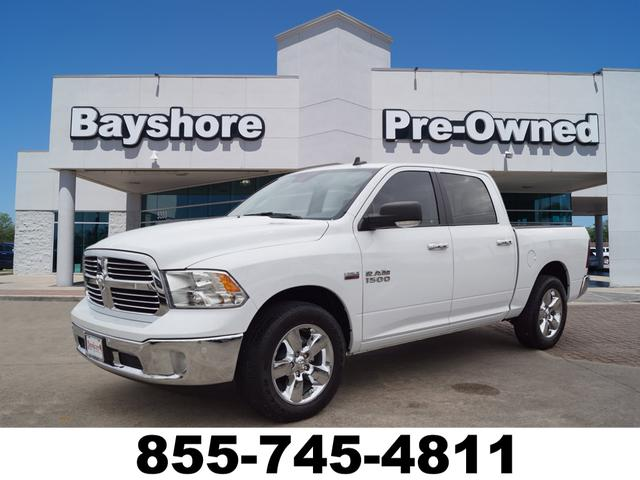 Certified Pre-Owned 2016 RAM 1500 Crew Cab