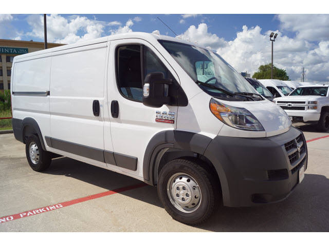 New 2018 RAM ProMaster 136 WB Low Roof Cargo