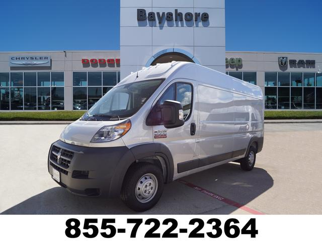 d35ae2572b New 2018 RAM ProMaster 2500 159 WB Cargo Van in Baytown  D181777 ...