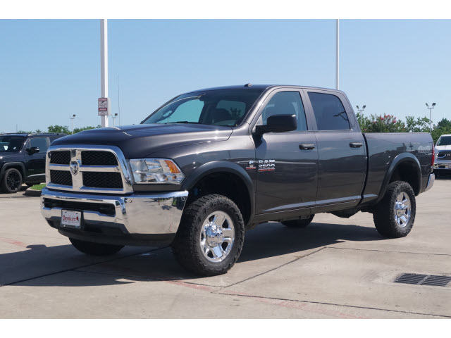 Pre-Owned 2018 RAM 2500 Crew Cab 4WD SWB