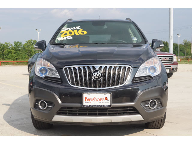 Pre-Owned 2016 Buick Encore 4D SUV AWD