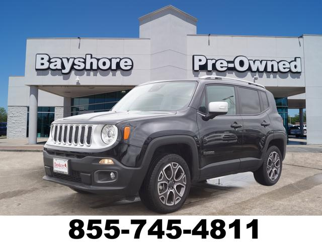Pre-Owned 2018 Jeep Renegade 4D SUV 4WD