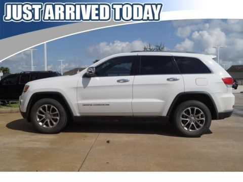 Pre-Owned 2014 Jeep Grand Cherokee 4D Utility