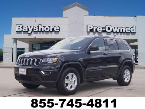 Pre-Owned 2017 Jeep Grand Cherokee 4D SUV 4WD