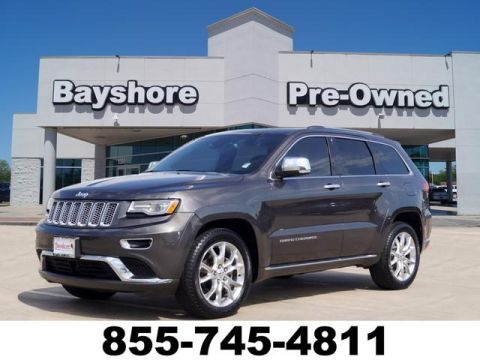 Pre-Owned 2015 Jeep Grand Cherokee 4D Utility 4WD