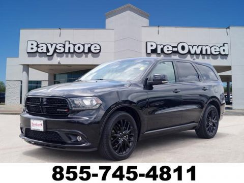 Pre-Owned 2015 Dodge Durango 4D SUV RWD