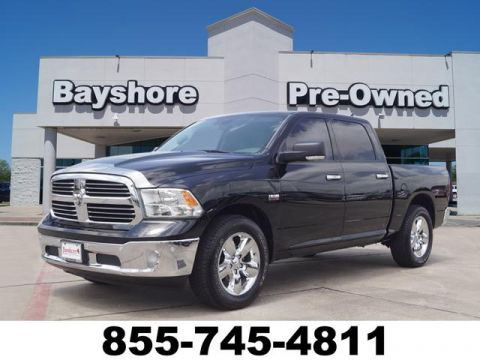 Certified Pre-Owned 2015 RAM 1500 Crew Cab