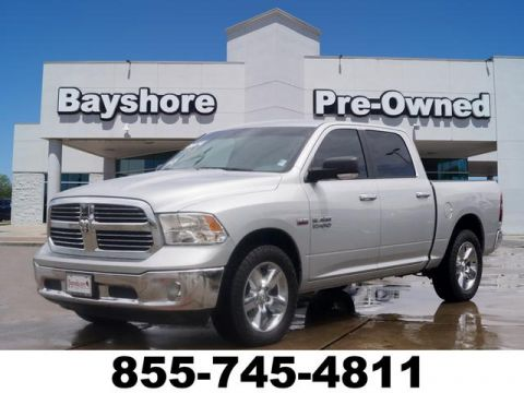 Pre-Owned 2015 RAM 1500 Crew Cab 4WD
