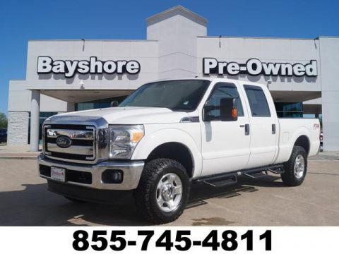 Pre-Owned 2016 Ford F-250 Super Duty Crew Cab 4WD