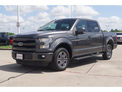 Pre-Owned 2016 Ford F-150 Supercrew