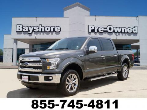 Pre-Owned 2017 Ford F-150 Supercrew