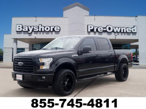 Pre-Owned 2015 Ford F-150 Supercrew 4WD