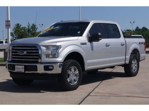 Pre-Owned 2017 Ford F-150 Supercrew 4WD