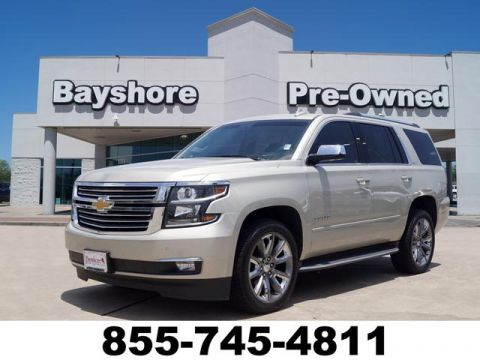 Pre-Owned 2016 Chevrolet Tahoe 4D SUV RWD
