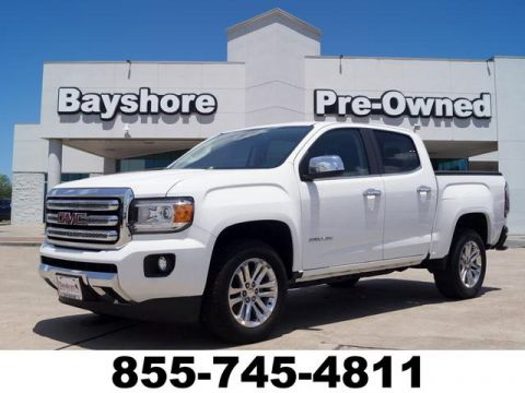 Pre-Owned 2016 GMC Canyon Crew Cab