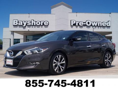 Pre-Owned 2016 Nissan Maxima 4D Sedan
