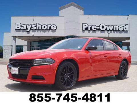 Certified Pre-Owned 2018 Dodge Charger 4D Sedan