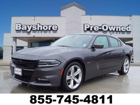 Pre-Owned 2016 Dodge Charger 4D Sedan