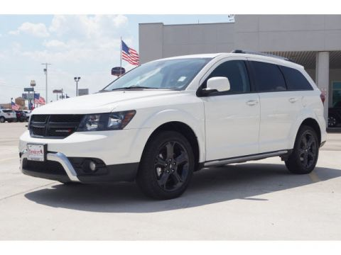 Pre-Owned 2018 Dodge Journey 4D SUV AWD