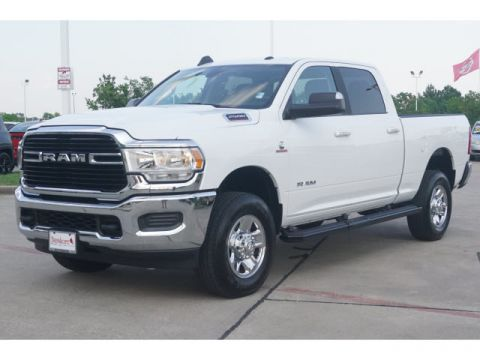 Pre-Owned 2019 RAM 2500 Crew Cab 4WD SWB