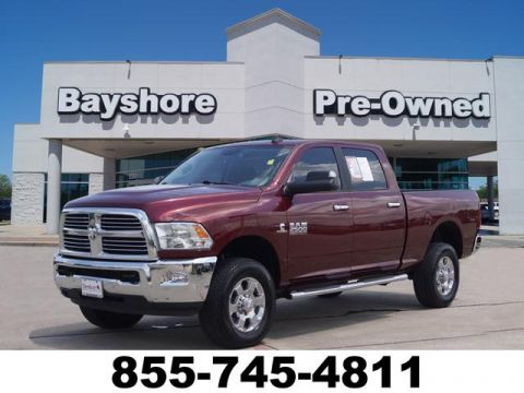 Pre-Owned 2017 RAM 2500 Crew Cab 4WD