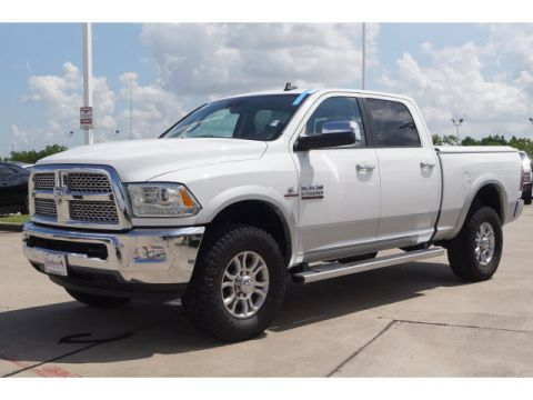 Pre-Owned 2014 RAM 2500 Crew Cab 4WD