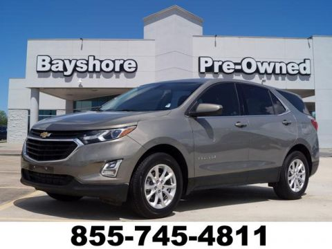 Pre-Owned 2019 Chevrolet Equinox 4D SUV AWD 1.5T