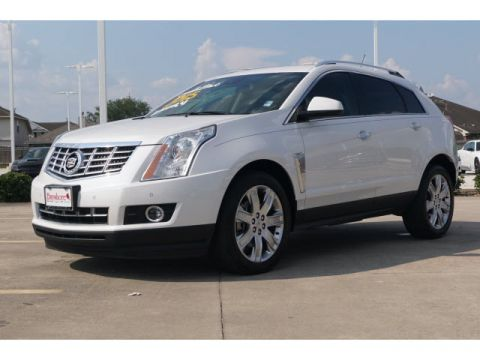 Pre-Owned 2015 Cadillac SRX 4D Utility
