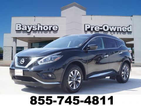 Pre-Owned 2018 Nissan Murano 4D SUV FWD