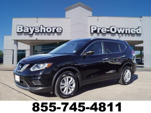 Pre-Owned 2015 Nissan Rogue 4D Utility FWD