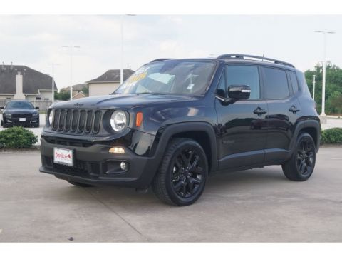 Certified Pre-Owned 2018 Jeep Renegade 4D SUV FWD